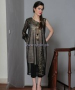 Sarah Raza Party Wear Dresses 2013-2014 For Women 8