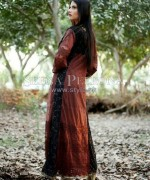 Seena Peerona Winter Dresses 2013-2014 For Girls 1