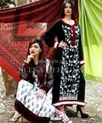 Seena Peerona Winter Dresses 2013-2014 For Girls 2