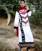 Seena Peerona Winter Dresses 2013-2014 For Girls 4