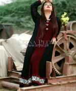 Seena Peerona Winter Dresses 2013-2014 For Women 5