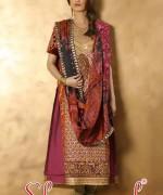 Shamaeel Ansari Winter Dresses 2013-2014 for Women 010