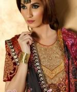 Shamaeel Ansari Winter Dresses 2013-2014 for Women 012