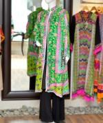 Shirin Hassan Winter Arrivals 2014 For Girls 4