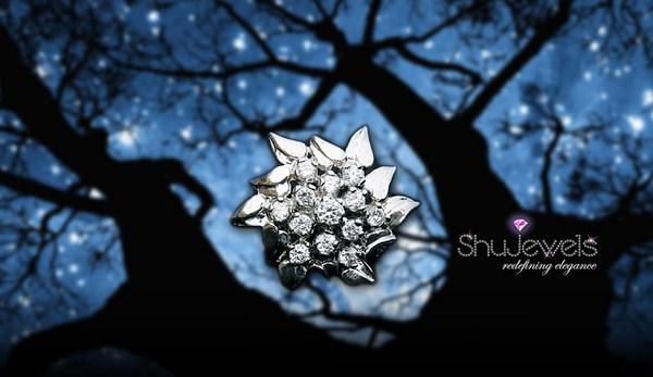 Shujewels Jewellery Designs 2014 For Women 0010