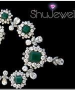 Shujewels Jewellery Designs 2014 For Women 009