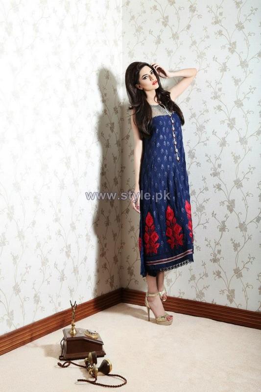 So Kamal Party Wear Dresses 2013-2014 For Women 6
