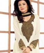 Sushmita Sen Anarkali Frocks 2014 for Girls002