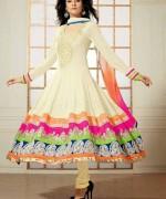 Sushmita Sen Anarkali Frocks 2014 for Girls005