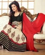 Sushmita Sen Anarkali Frocks 2014 for Girls008