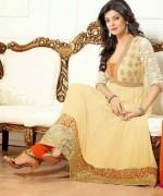 Sushmita Sen Anarkali Frocks 2014 for Girls011