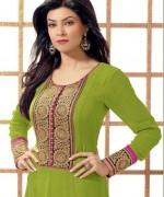 Sushmita Sen Anarkali Frocks 2014 for Girls012