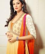 Sushmita Sen Anarkali Frocks 2014 for Girls014