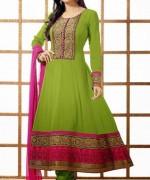 Sushmita Sen Anarkali Frocks 2014 for Girls015