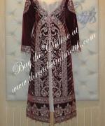 Threads And Motifs Winter Dresses 2013-2014 For Women 006