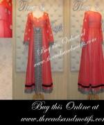 Threads And Motifs Winter Dresses 2013-2014 For Women