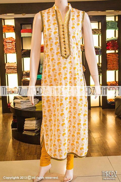 Thredz Winter Dresses 2013-2014 For Women 008