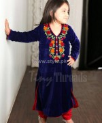 Tiny Threads Kids Wear Dresses 2013-2014 For Winter 5