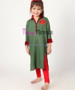 Tiny Threads Latest Winter Collection 2014 For Kids 7