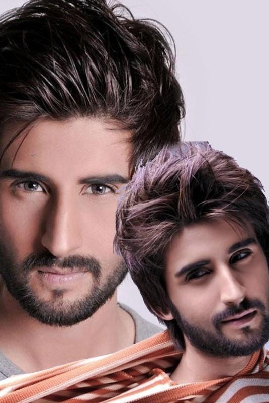 Top Male Models Of pakistan-Agha Ali