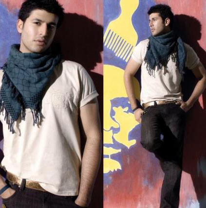 Top Male Models Of pakistan-Nael