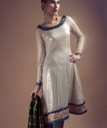 Umbereen and Sharmeen Winter Dresess 2013-2014 For Girls 1
