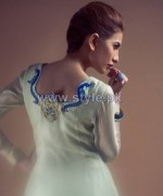 Umbereen and Sharmeen Winter Dresess 2013-2014 For Women 5