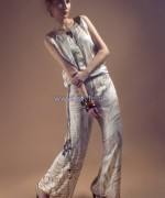 Umbereen and Sharmeen Winter Dresess 2013-2014 For Women 6