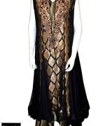 Vasim Asghar Winter Dresses 2014 For Women 001