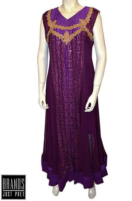 Vasim Asghar Winter Dresses 2014 For Women 003