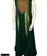 Vasim Asghar Winter Dresses 2014 For Women