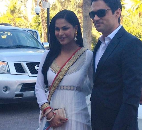 Veena malik Wedding Pic 03 celebrity gossips