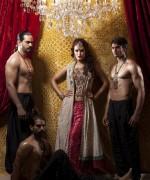 Wahaj M. Khan Bridal Dresses 2014 For Women 002