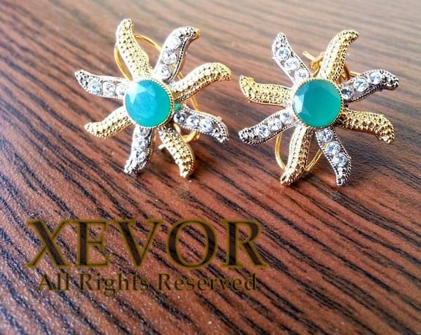 Xevor Jewellery Designs 2014 For Women 001