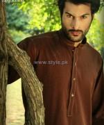 Zayn Rashid Winter Kurta Shalwar 2013-2014 For Boys 2