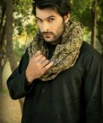 Zayn Rashid Winter Kurta Shalwar 2013-2014 For Men 7