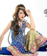 Adeel Ifti Winter Dresses 2014 For Women