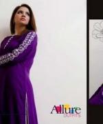 Allure Winter Dresses 2014 For Women 002