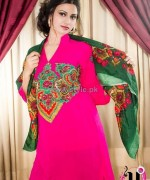 Aneesa Unus Casual Wear Dresses 2014 For Girls 1