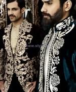 Arsalan Iqbal Sherwanis 2014 For Boys 1