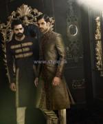 Arsalan Iqbal Sherwanis 2014 For Boys 2