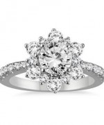 Beautiful White Gold Engagement Rings004