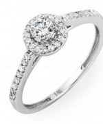Beautiful White Gold Engagement Rings005