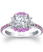 Beautiful White Gold Engagement Rings006