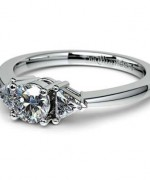 Beautiful White Gold Engagement Rings007