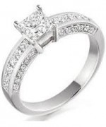 Beautiful White Gold Engagement Rings010