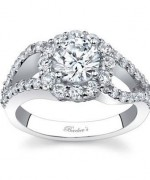 Beautiful White Gold Engagement Rings012