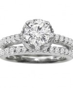 Beautiful White Gold Engagement Rings014