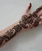 Bridal Mehndi Designs- Mehndi Designs For Brides 0017