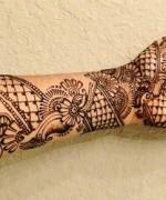 Bridal Mehndi Designs- Mehndi Designs For Brides 0018